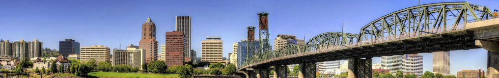 Downtown Portland, Oreogn